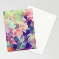 Jelly Bean Tris Stationery Cards