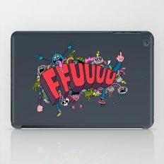 FFUUUU #2 iPad Case