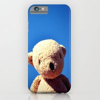 iPhone & iPod Case featuring Feeling Blue by Palin