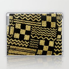 Gold Fuse Laptop & iPad Skin