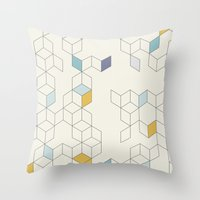 Keziah (Day) Throw Pillow