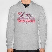 Visit Twin Peaks Hoody