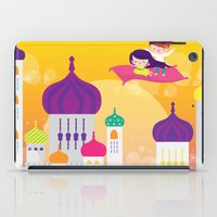 me and you iPad Case