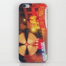 a Parisian icon ... iPhone & iPod Skin