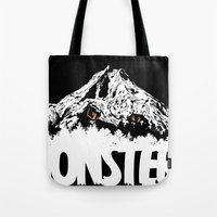 Monsters ( The Living Mo… Tote Bag