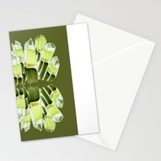 emerald city. Stationery Cards
