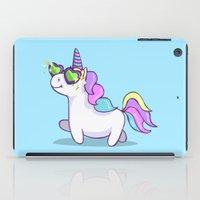 Fabulous Unicorn iPad Case