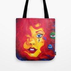 La Madre Sol Tote Bag