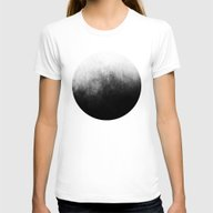 Abstract IV Womens Fitted Tee White MEDIUM