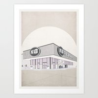 I Assure You, We're Open… Art Print