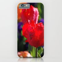 Tulips 3 iPhone 6 Slim Case