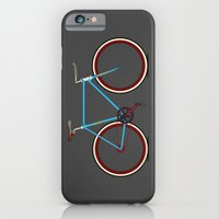 iPhone & iPod Case featuring Bike by Wyatt Design