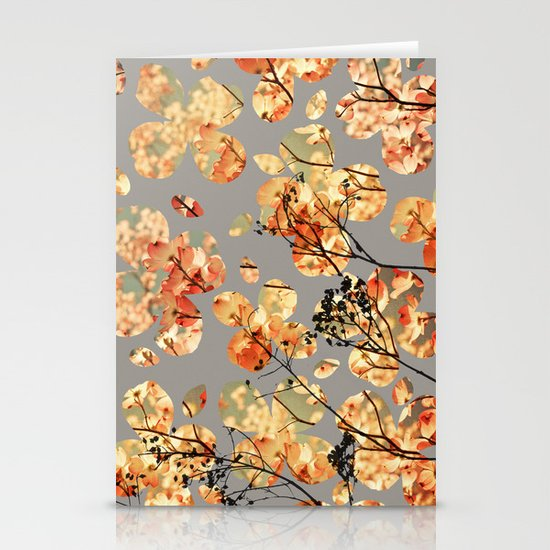 Dogwood Quilt Stationery Card