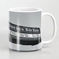 Movies To Go Mug