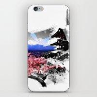 Japan - Fuji iPhone & iPod Skin