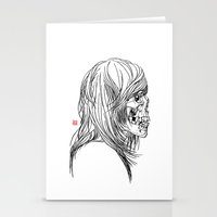 A Song About Rock N' Rol… Stationery Cards