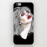 Nobody's Daughter  iPhone & iPod Skin