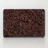 Coffee Beans iPad Case