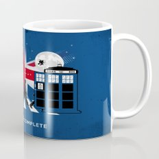 Doctor Who on Abbey Road! Keep Calm and Rock On! Harry Potter Mug