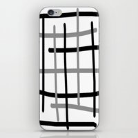 Kvadrata iPhone & iPod Skin