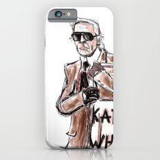 Karl who? Slim Case iPhone 6s