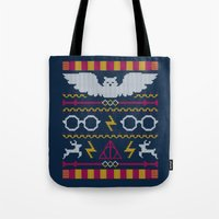 The Sweater That Lived Tote Bag
