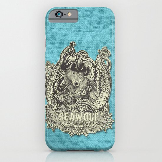 SeaWolf iPhone & iPod Case