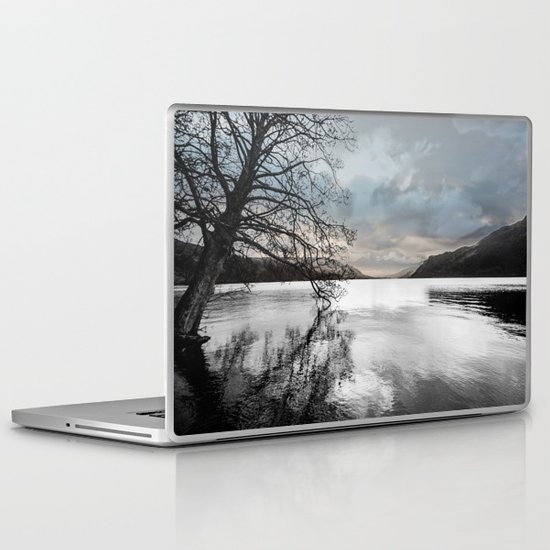 Ullswater Art  Laptop & iPad Skin