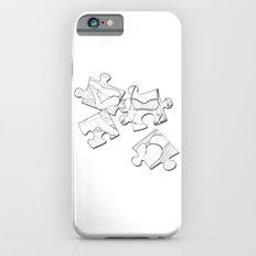 Puzzle Woman Slim Case iPhone 6s