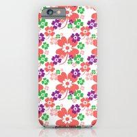 Lucky Flower Multi iPhone 6 Slim Case