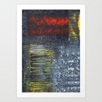 Abstract Nr. 3 Art Print