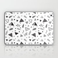 Organic Triangles Laptop & iPad Skin