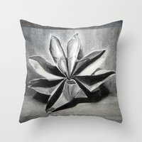ORIGAMI Throw Pillow