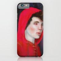 A Red Night iPhone 6 Slim Case