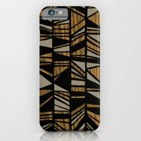 iPhone & iPod Case featuring Azteca by Marina Molares