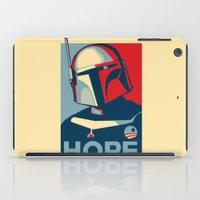 Boba Fett For President  iPad Case