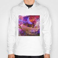 Hoody featuring Whales! by Nato Gomes