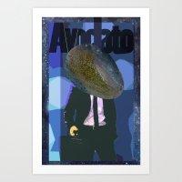 Avvocato Art Print