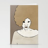 Female Four Stationery Cards
