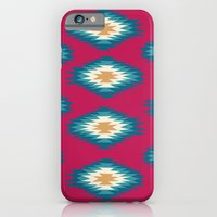 iPhone & iPod Case featuring SURF SPIRIT by Nika
