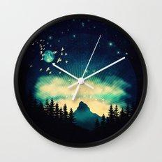 Stellanti Nocte Wall Clock