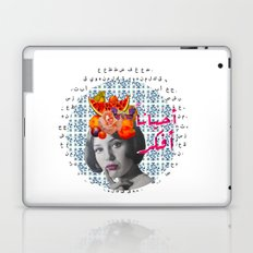 Sometimes I wonder Laptop & iPad Skin