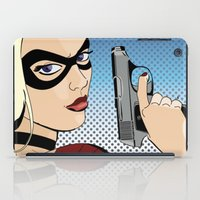 Because Looks CAN Kill iPad Case