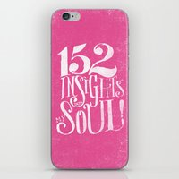152 INSIGHTS INTO MY SOU… iPhone & iPod Skin
