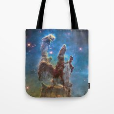Pillars of Creation Tote Bag