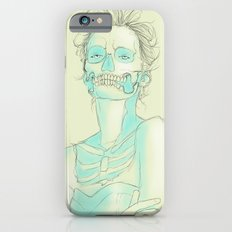 Lady Skull iPhone 6s Slim Case