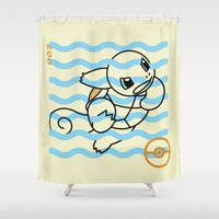 S-007 Shower Curtain