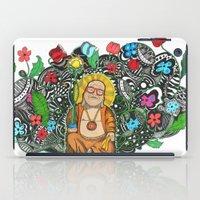 Bamboo Buddha iPad Case