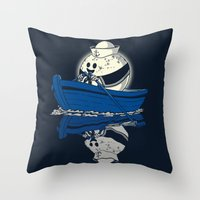 Sailor Moon. Throw Pillow