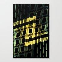 Landscapes c17 (35mm Double Exposure) Canvas Print